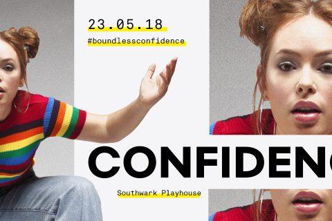 Confidence Judy Upton