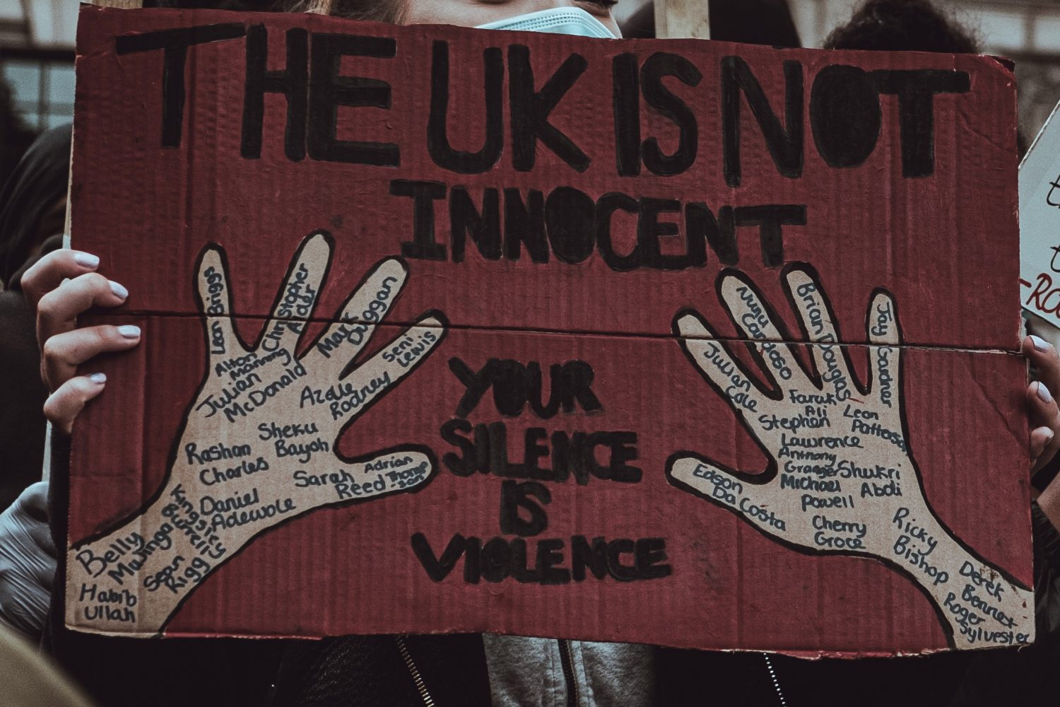 The UK Is Not Innocent