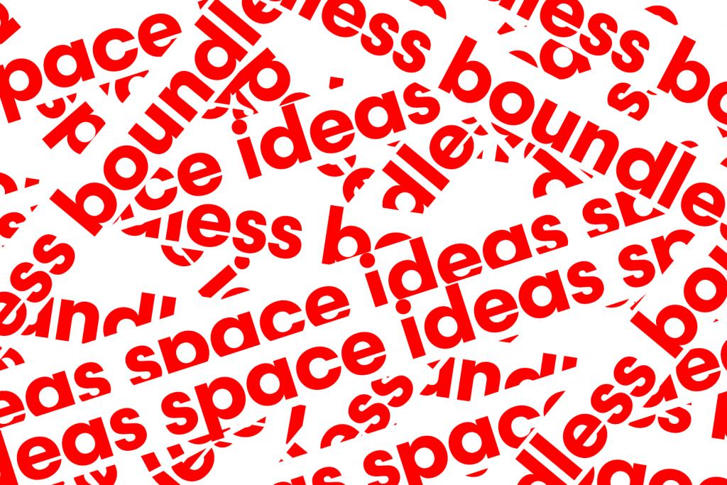 Boundless Ideas Space Artwork